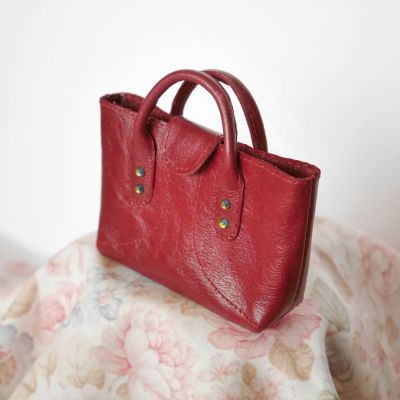 Bag red-stones 04