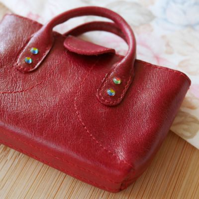 Bag red-stones 10