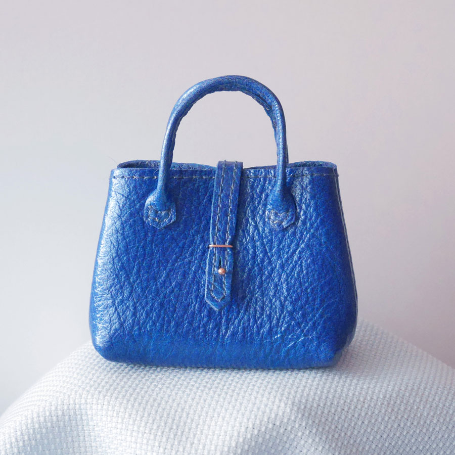 Blue bag m.dita Weekend