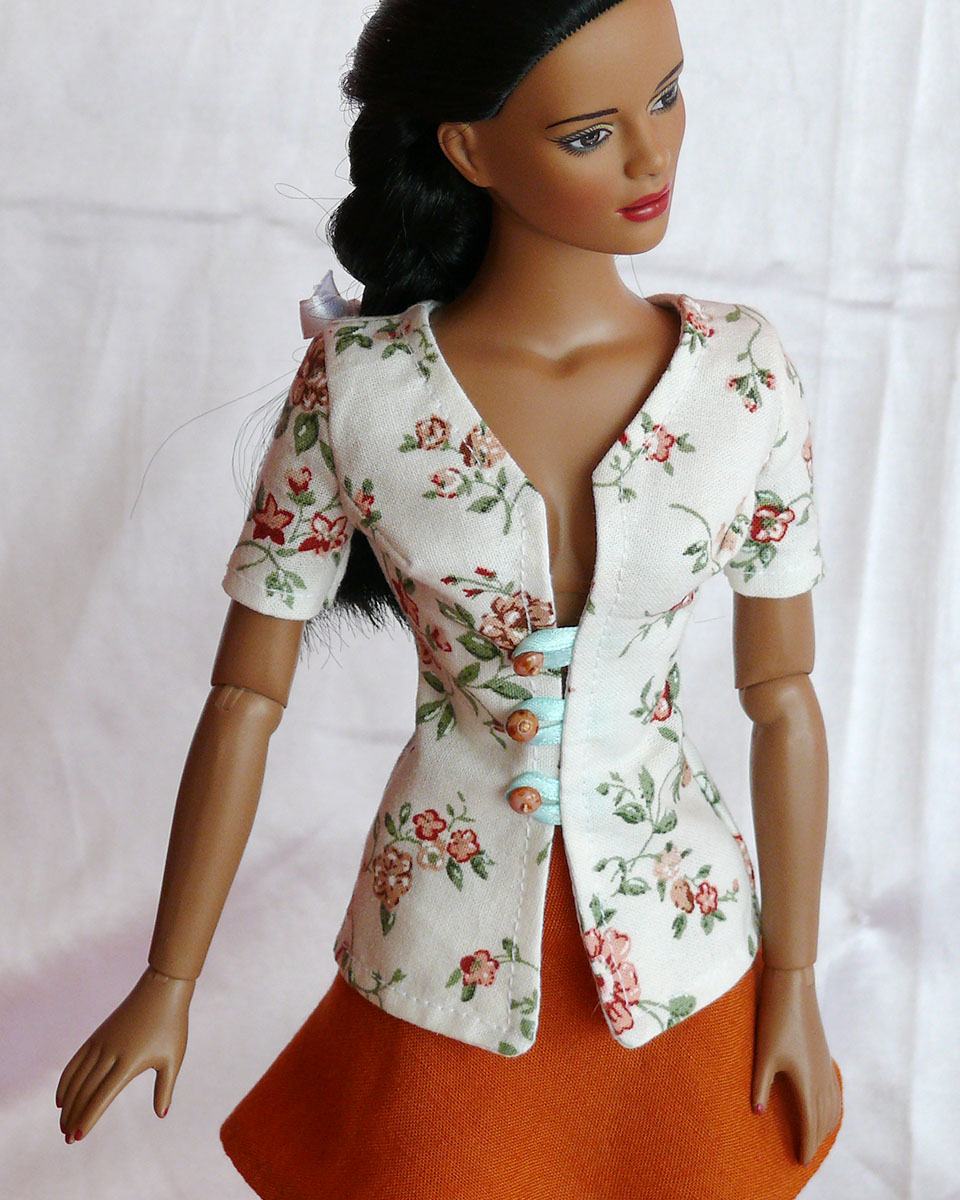 Springtime blouse